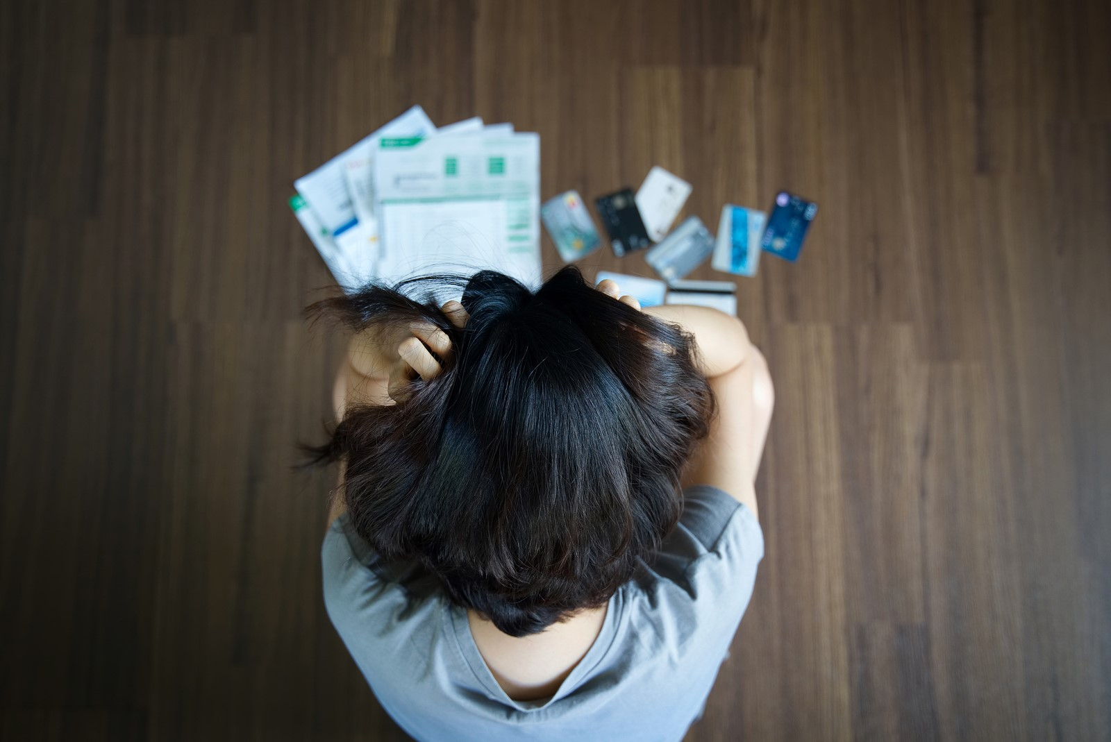 Getting Back on Your Feet After Debt Consolidation